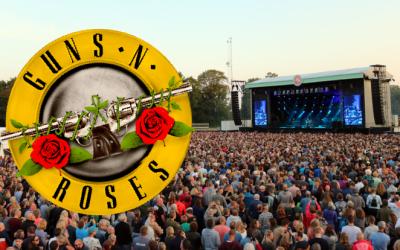 Guns N' Roses 23 juni 2022