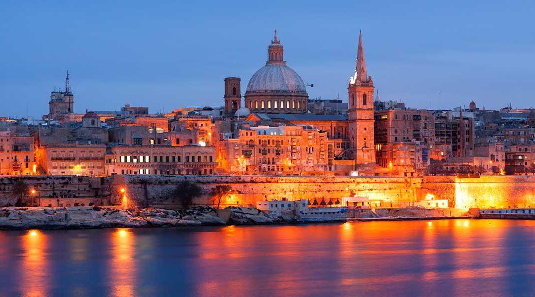 Malta toer 26 mei t/m 6 juni 2022